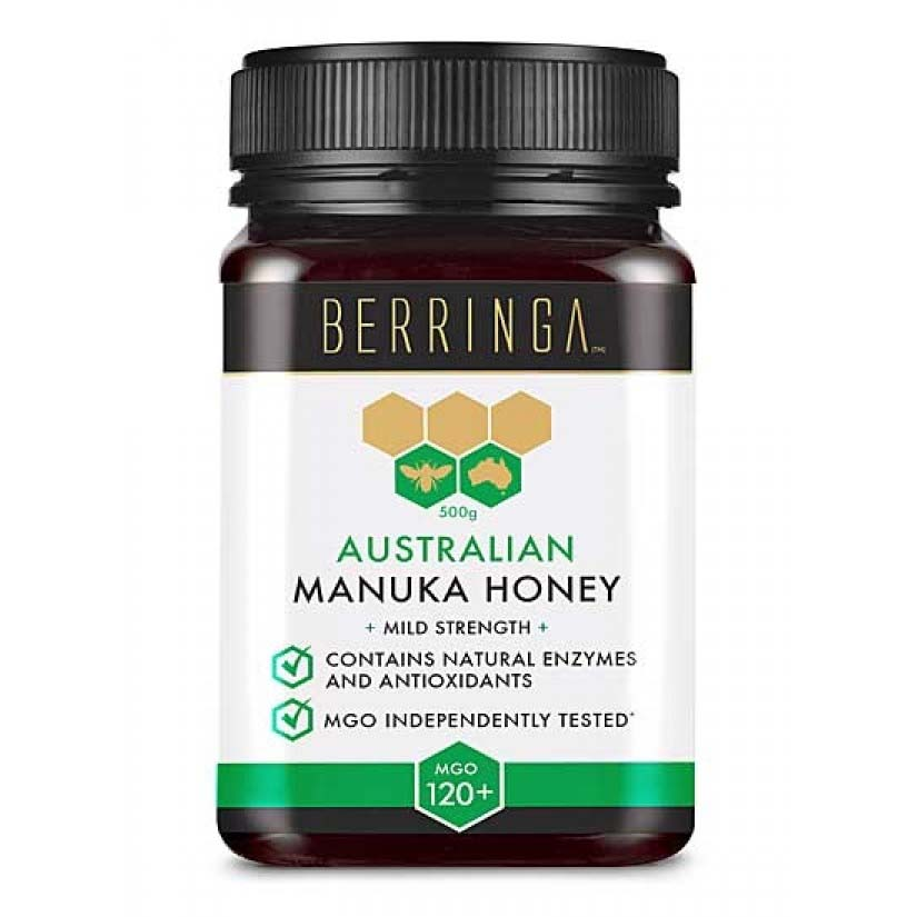 Australian Super Manuka Honey MGO 120+ / 500g