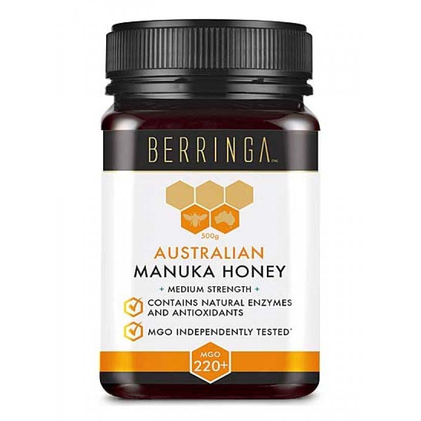 Australian Super Manuka Honey MGO 220+ / 500g