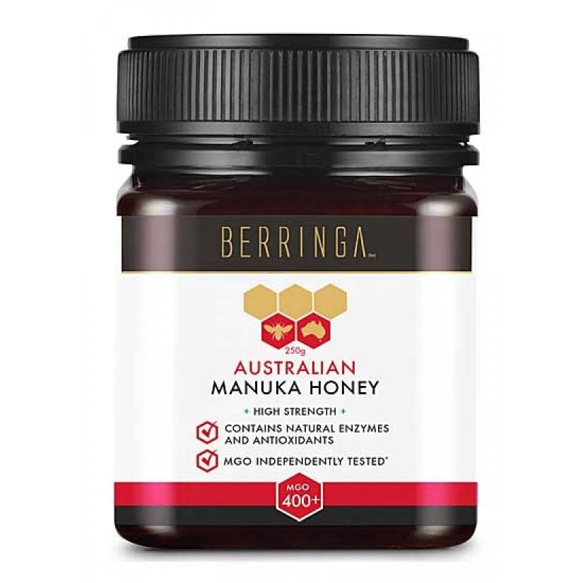 Australian Super Manuka Honey MGO 400+ / 250g