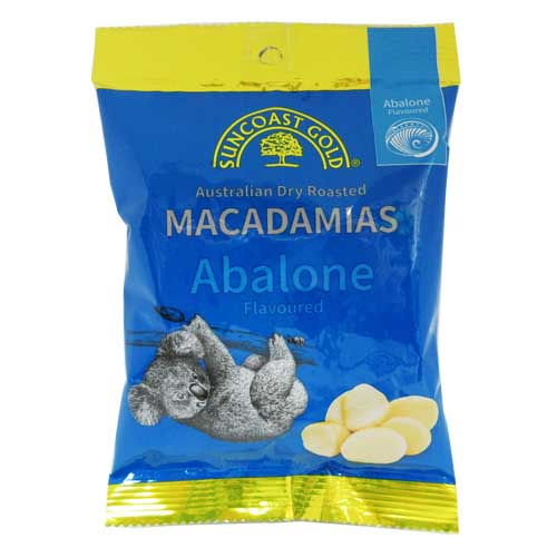 Macadamias Abalone Flavoured 125g