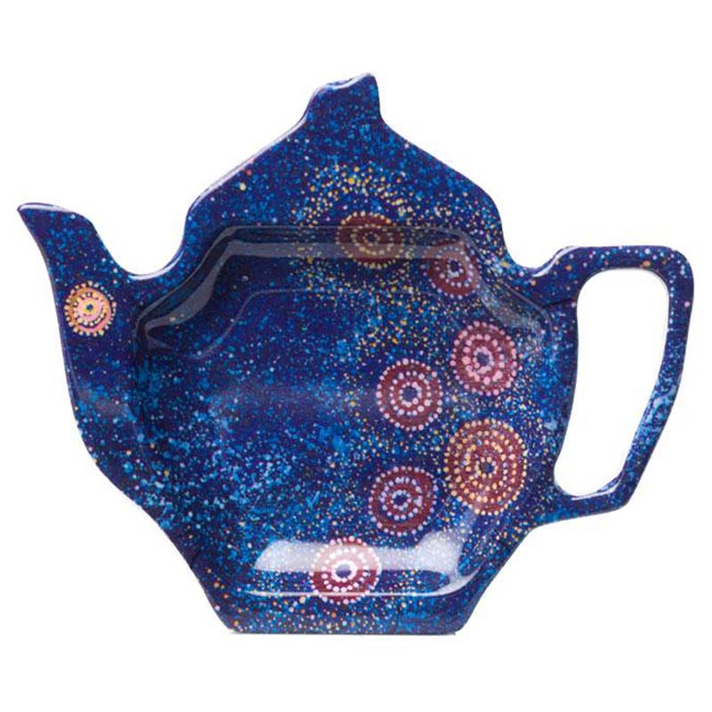 Aboriginal Art Tea Bag Holder Alma G