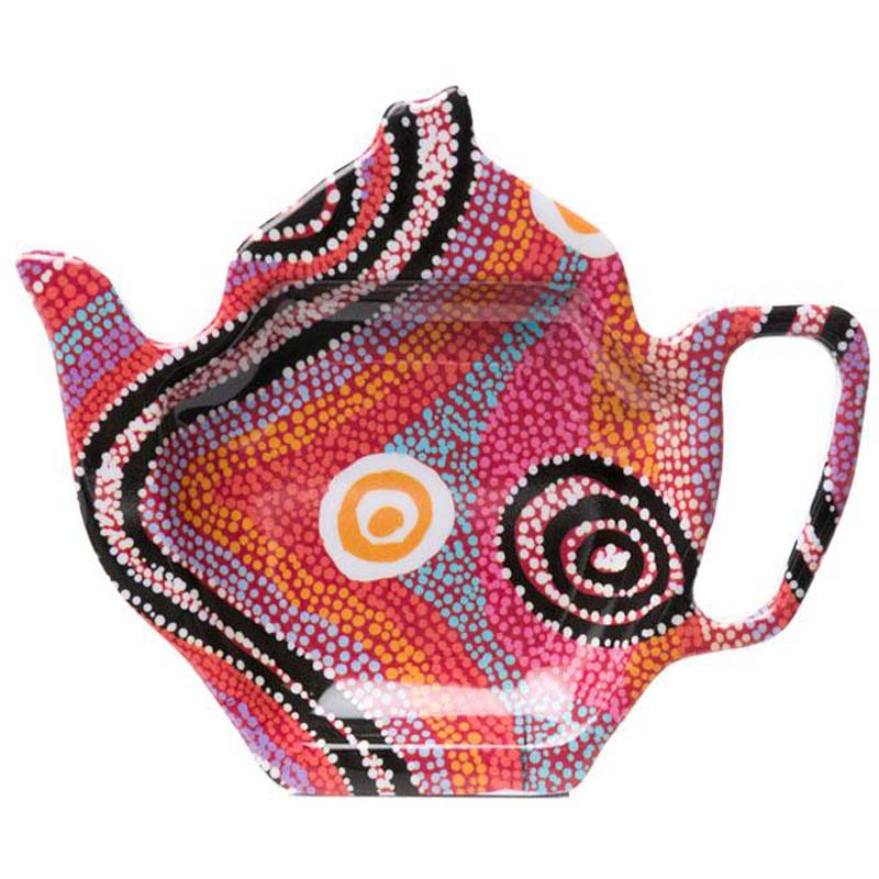 Aboriginal Art Tea Bag Holder Otto S