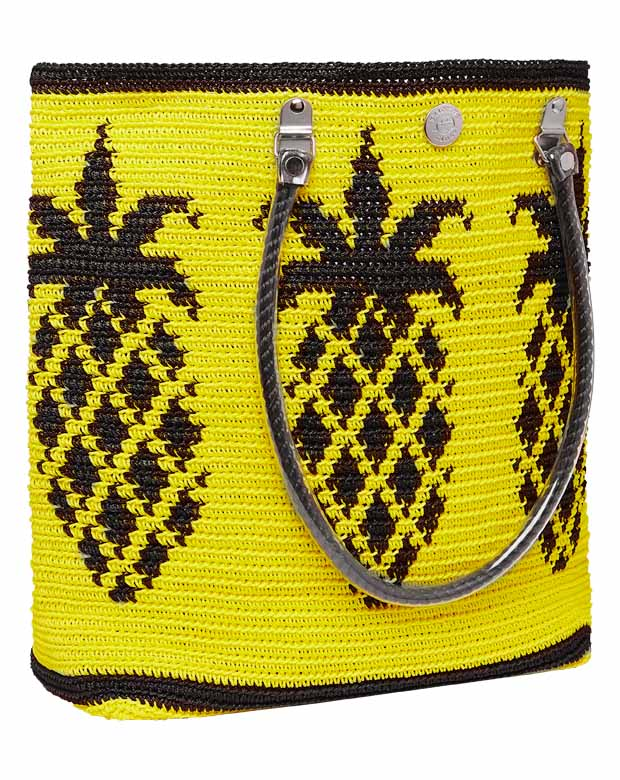 PINEAPPLE (Yellow x Black) - Click Image to Close