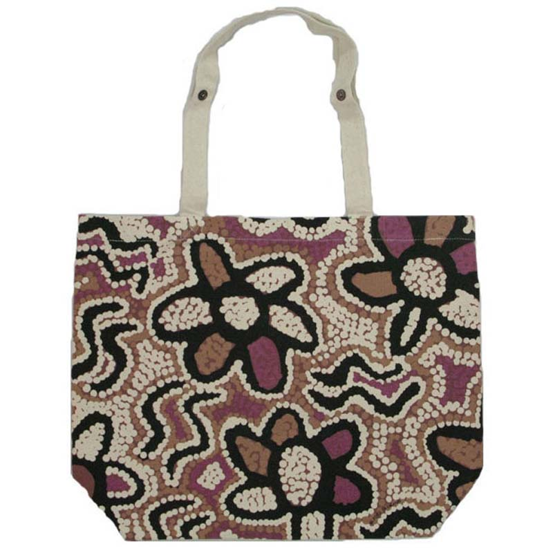 Bag Gladys Tasman - Dust/Pink