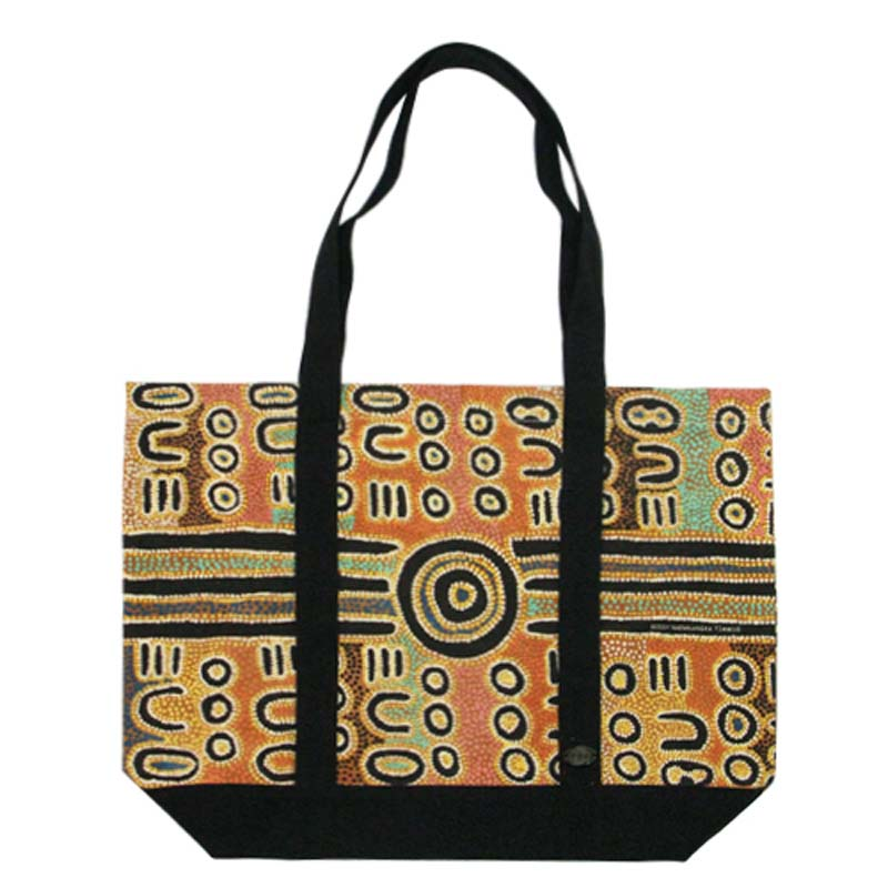 Tote Bag - Biddy Tan/Blk