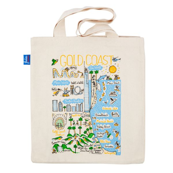 Tote Bag - Gold Coast