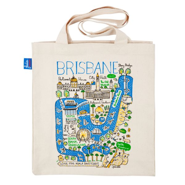 Tote Bag - Brisbane
