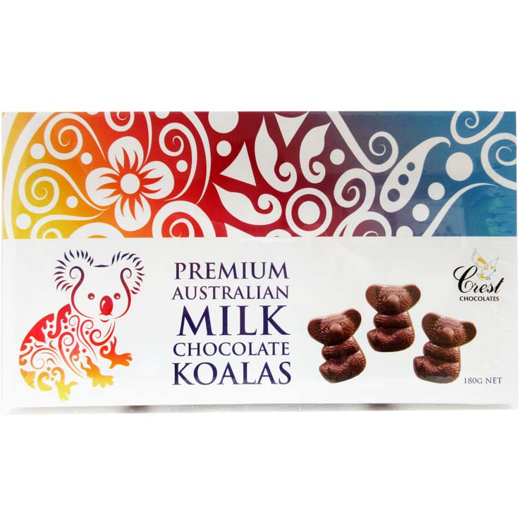 Koala Milk Chocolate 18 Pieces