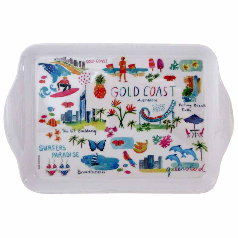 Melamine Scatter Tray (Gold Coast)