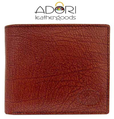 Bi-fold Wallet Brown AKT2094