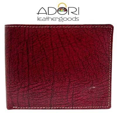 Bi-fold Wallet Wine Red AKT2094