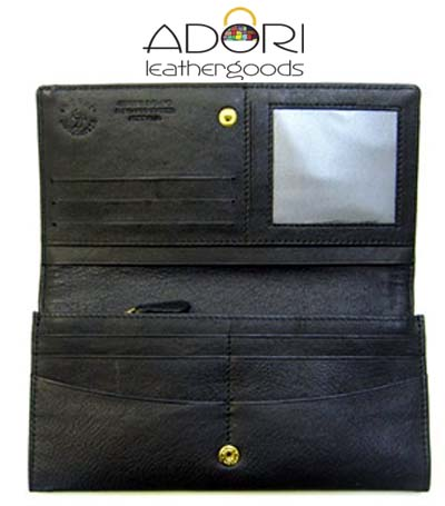 Long Wallet Black EW4201