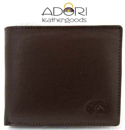 Bi-fold Wallet Brown KW2095