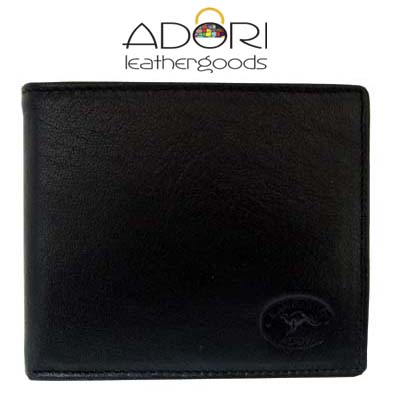 Bi-fold Wallet Black KW2096