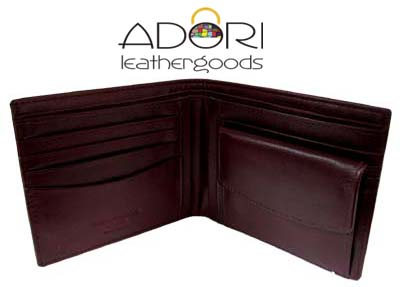 Bi-fold Wallet Wine Red AL2096