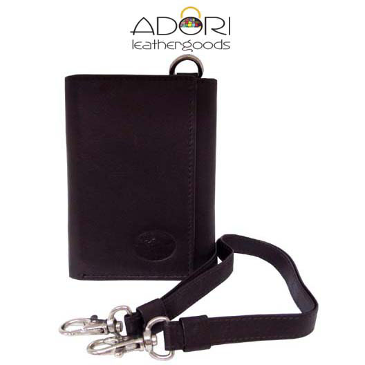 Tri-fold Wallet (with strap) KW3189