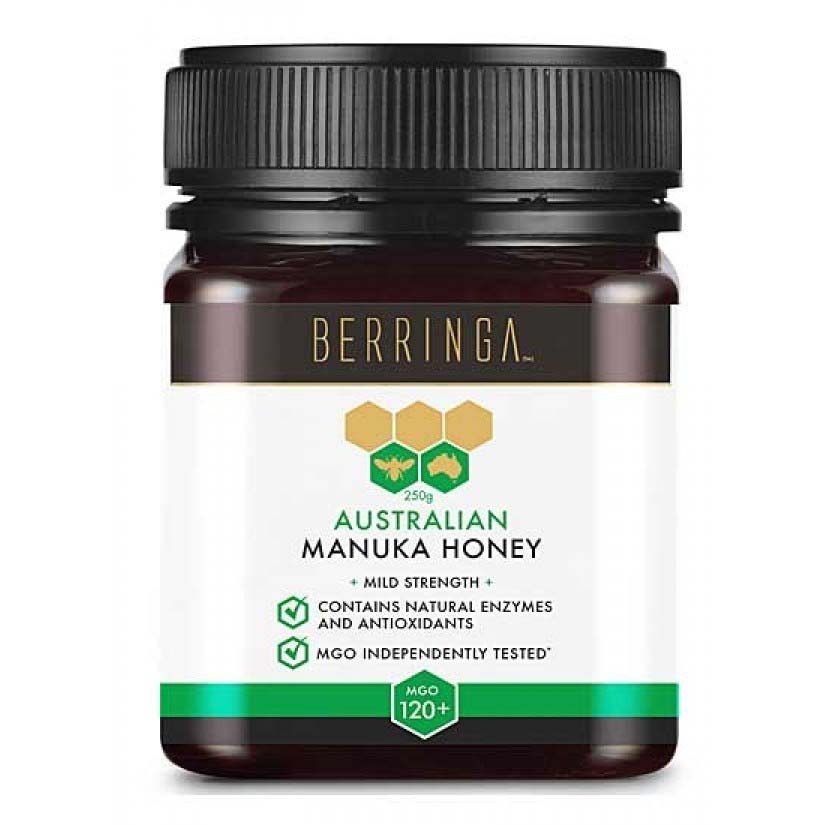 Australian Super Manuka Honey MGO 120+ / 250g
