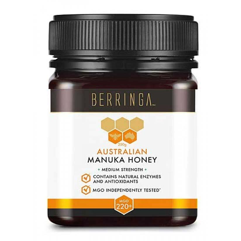 Australian Super Manuka Honey MGO 220+ / 250g
