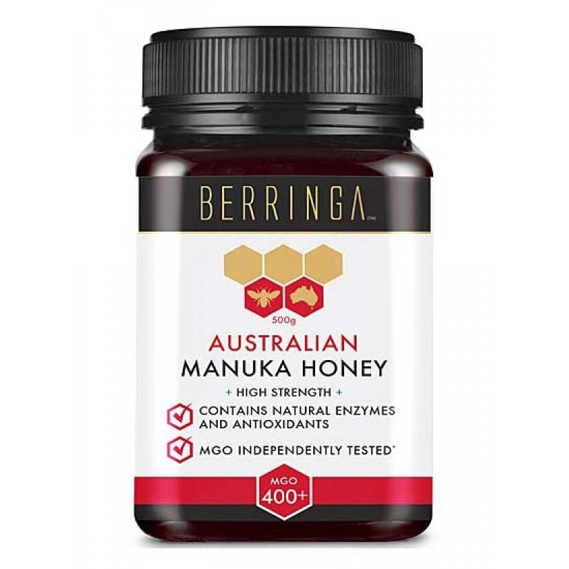 Australian Super Manuka Honey MGO 400+ / 500g
