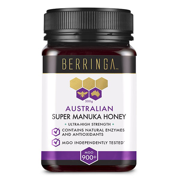 Australian Super Manuka Honey MGO 900+ / 500g