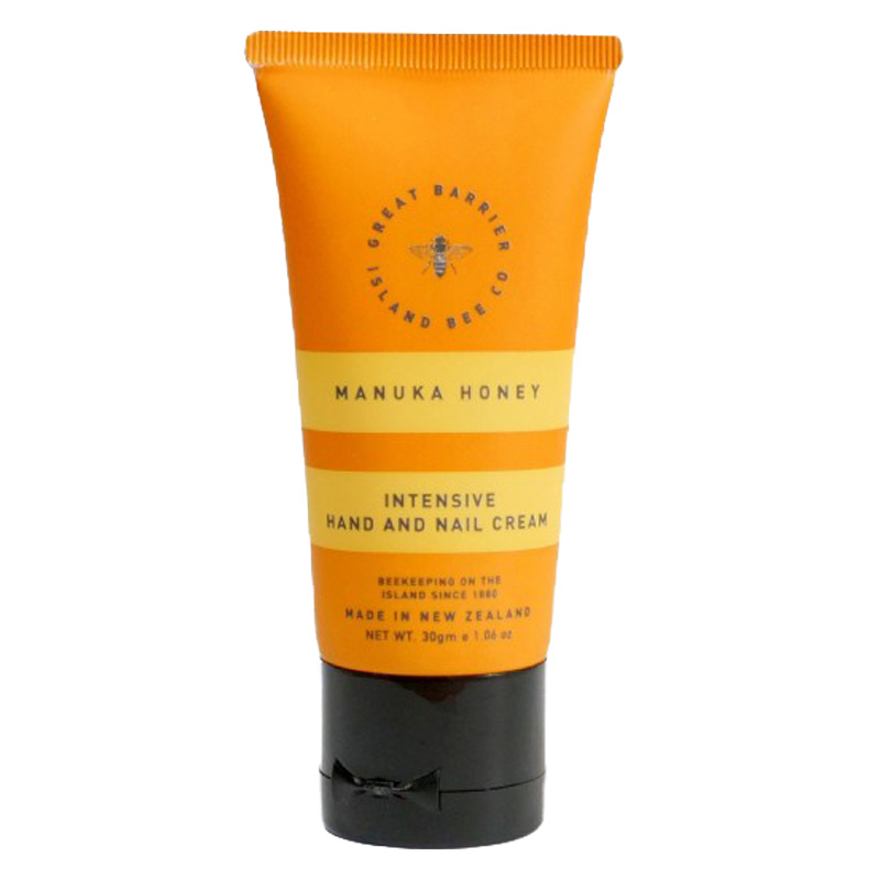 Great Barrier Island Bee Manuka Honey Intensive Hand and Nail Cream 30gm