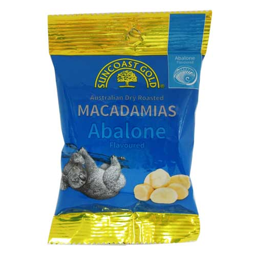 Macadamias Abalone Flavoured 50g