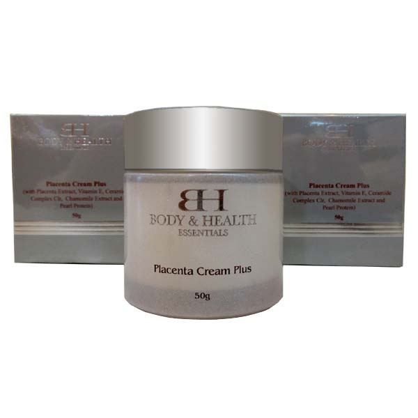 Placenta Cream Plus 50g x 3packs
