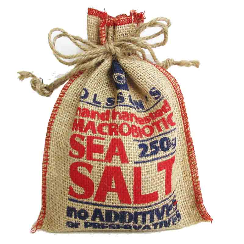 Olsson's Macrobiotic Fine Sea Salt 250g