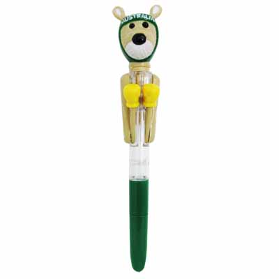 Boxing Kangaroo Pen (AUS National Colour)