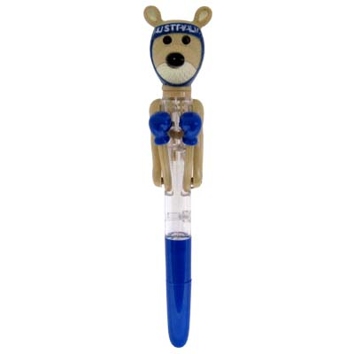 Boxing Kangaroo Pen (Blue)