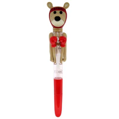 Boxing Kangaroo Pen (Red)