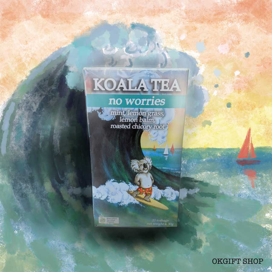 Koala Tea (No Worries)