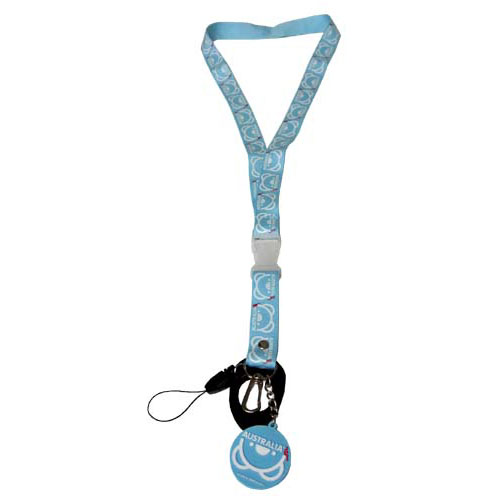 Lanyard Strap (Light Blue)