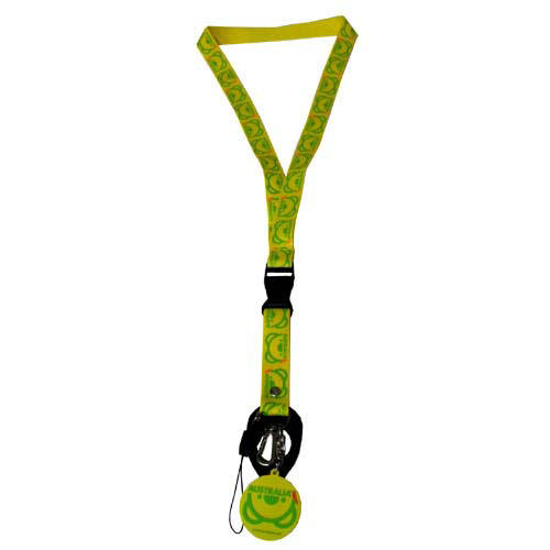 Lanyard Strap (Yellow)