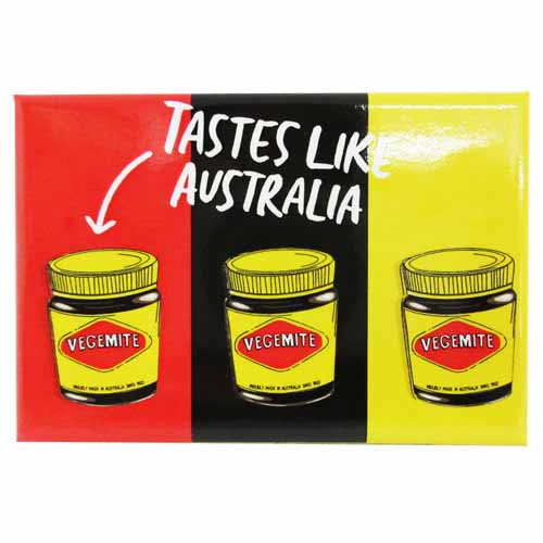 Vegemite Magnet Pop