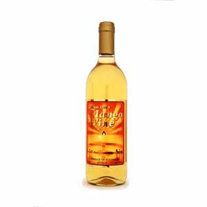 Golden Drop Mango Wine (Fruit Wine)